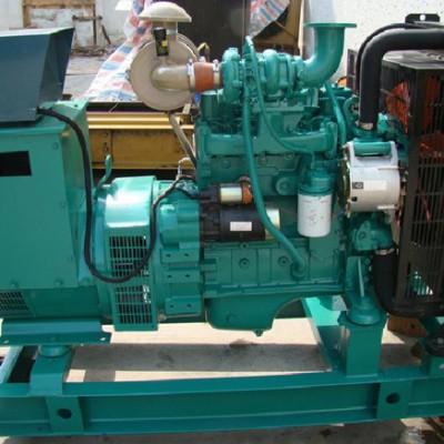 50KW发电机组出租
