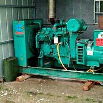 长沙某实验室租100KW发电机组
