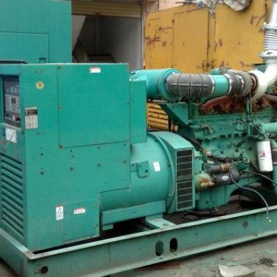 200KW发电机出租